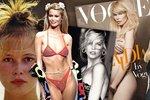 Claudia Schiffer slaví 45! Německá Bardotka nikdy nefotila erotické fotky