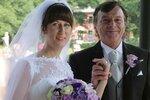 Novomanželé Trávníčkovi okopírovali svatbu! Od koho? Budete se divit!