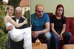 Šťastný konec ve Výměně manželek! Mirek a Milada se vzali.