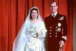 Alžběta si bere za muže svého bratrance z třetího kolena Philipa.