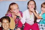 Kvůli nemoci a smrti tatínka nesmutní: Grossova dcera řádila s kamarády