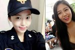 Někdejší modelka Kim Miso se stala policistkou.