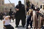 Islamisté si vycvičili nového kata. Stodvacetikilový Buldozer nemilosrdně popravuje jejich nepřátele.