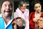 Tak tyhle celebrity prostě neměly svůj den! Podívejte se na 100 nejlepších šklebů českých a slovenských celebrit.