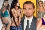 Leo DiCaprio vystřídal už mnoho žen. Které ženy podlehly jeho kouzlu?
