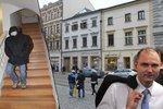 V domě Ivana Langera v Olomouci zasahovali v úterý policisté