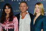 Sukničkář James Bond alias Daniel Craig: Skutečné ženy agenta 007
