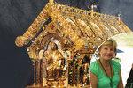 Zpověď vdovy po kriminalistovi Maryškovi (†68): Jak manžel našel relikviář svatého Maura!