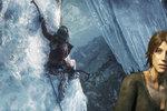 Lara Croft v životní formě: Recenze Rise of the Tomb Raider