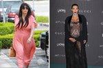 20 nejhezčích i nejhorších outfitů Kim Kardashian v těhotenství!