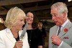 Camilla si lokla vína a vytáhla na prince Charlese nůž: Ten strachem zrudl!