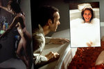 Nejslavnější koupelnové scény: Poznáte filmy, ze kterých pocházejí?