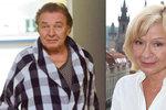 Herečka Jana Paulová (60) prozradila: Rakovině mízních uzlin podlehl její bratr! Gott prý má šance větší