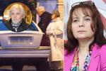 Libuška Šafránková po rakovině plic: Abrhám o ni dojemně pečuje!
