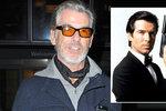Už není jako James Bond: Pierce Brosnan se nechal zarůst stříbrným vousem
