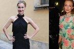 Vlastina Svátková na premiéře Afričana: Minule v róbě Grace Kelly za 110 tisíc, teď šaty ze sekáče
