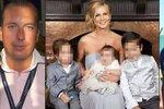 Pedofila Sandro Rottmana (vlevo) ubil otec od rodiny. Vězení se ale vyhne.