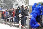 Nejen, že počasí uzavřelo pro uprchlíky cesty přes Středozemní moře, nepohodlná je pro ně kvůli zimě i Balkánská cesta.
