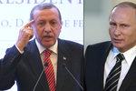 Vztahy Ruska a Turecka se moc nelepší