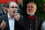 Na šéfa Dělnické strany Vandase narazil nečekaně v Bruselu europoslanec za TOP 09 Štětina.