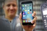 Staré mobily jsou pro telefonování a psaní lepší než smartphony, ukázal test. Lépe chytí slabý signál