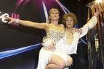 Dana Batulková zvítězila v roce 2008 s Janem Onderem po boku.