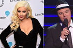 Opilá Christina Aguilera: Odmítla zazpívat a málem porazila vánoční stromek