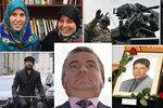 Smrt Grosse, Peroutka, venčení prasat: Co hýbalo politickou scénou v roce 2015