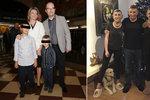 Silvestr politiků: Babiš v rakouském hotýlku, Sobotka s dětmi na Vysočině