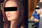Čtyři roky vyznával spolužačce lásku. Pak ji bodl nožem