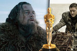 Udílení Oscarů se blíží: Dočká se Leonardo DiCaprio konečně vysněné sošky?