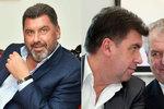 """Nejedlý u Zemana zůstal díky Rusům. Dluhy firmy hradního rádce """"zamázl"""" Lukoil"""