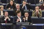 Protektorát a dvojí metr: Polsko vysvětlovalo změny zákonů ve Štrasburku