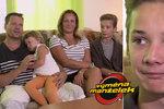 Drsné zákulisí Výměny manželek: Manžel Martiny nesnese jejího syna (15)!