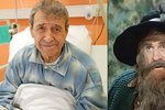Krakonoš Peterka vyhrál nad rakovinou, ale... z nemocnice ho propustit nechtějí