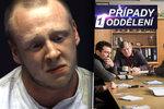 Nejlepší televizní vrah od Brůny, chválí nadšení diváci výkon Štěpána Kozuba z Případů 1. oddělení