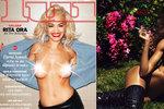 Nový hit Rity Ory: Krásná zpěvačka ukázala světu prsa
