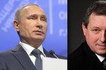 """Putin ocenil českého """"přítele"""". Velká pocta, nebo další krok k Rusku?"""