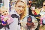 Maminka na mateřské procestovala s novorozenou dcerkou půl světa! V zahraničí strávily deset měsíců