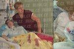 Veronika Tlustá z Jihlavy (33) porodila v tříměsíčním komatu po automobilové nehodě zdravého chlapečka. Dostal jméno Daniel. O svou dceru během těhotenství ve Fakultní nemocnici Brno pečovala kromě týmů lékařů také její maminka Jaroslava Tlustá (58).