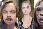 Leo, jsi opice! Modelka Cara Delevingne si utahuje z DiCapria