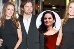 Manžel Čvančarové Petr Čadek se ukázal s krásnou brunetou! Kde nechal Jitku?