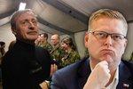 Ministr Bělobrádek žádá, aby Stropnický rezignoval za své prohlášení o výměně Fajáda za unesené Čechy.