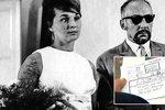 21 let po smrti Kopeckého (†73): Našlo se unikátní svatební oznámení rodičům jeho nevěsty: Díky za dceru, zdá se býti dobrá!