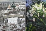 Jaro se dere na povrch: Víkendový sníh vystřídá slunečno a 15 °C