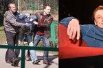 Hvězda Případů 1. oddělení Petr Stach: Ženy se mě asi bojí