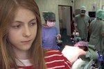 Natálka z Nemocnice Motol se skoliózou páteře: Nemohla dýchat a hubla!