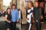 Páry, které spolu zůstaly: Tyto celebrity mají recept na štěstí