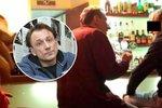 Petr Stach alias kapitán Anděl z Případů 1. oddělení: Chodí do podniku pro gaye!