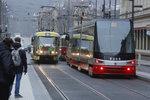 O vánočních svátcích DPP omezí dopravu: Některé spoje nepojedou vůbec